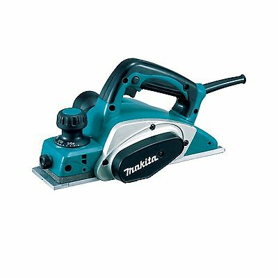 Makita PLANER 82mm620W Reversible TCT Blade,Max Depth 2.5mm KP0800K Jap Brand