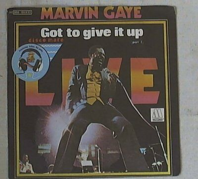 30950 45 giri 7 ' - Marvin Gaye - Got To Give It Up
