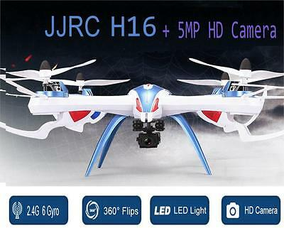 JJRC H16 X6 Large 2.4G RC Quadcopter RTF Drone With Wide Angle HD Camera F15734