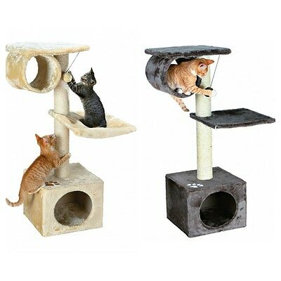 San Fernando Cat Scratching Tree | Activity Post For Cats & Kittens 106 cm • EUR 51,88