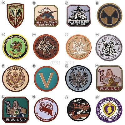 Fashion Badge Armband Embroider Patch Game Military Tactical Army Badge Armband
