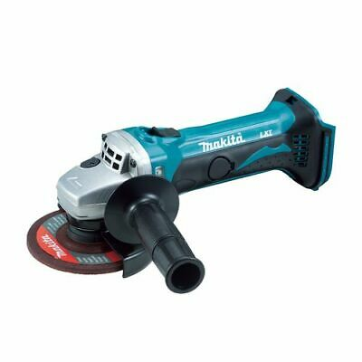 Makita CORDLESS ANGLE GRINDER 18V 115mm, Skin Only Li-Ion DGA452Z Japanese Brand