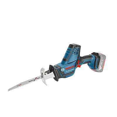 Bosch Blue Professional SABRE SAW GSA18V-Li-C Skin Only Variable Cutting Speed