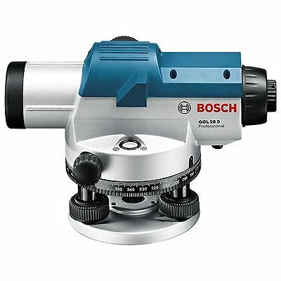 Bosch Blue Professional OPTICAL LASER MEASURER GOL26D Integrated Collimator