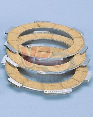 Vespa PK Primavera Clutch Plate Set - Alloy Set of 3