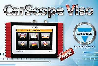 CarScope Viso automotive oscilloscope - Automotive Diagnostic Oscilloscope