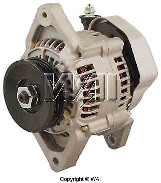 new alternator 55amp for chevrolet swift geo metro sprint pontiac rh picclick com 3 Wire GM Alternator Wiring Diagram GM Delco Alternator Wiring Diagram