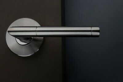 Jupiter Modern Door Lever,Door Handle,Privacy,Passage,Dummy, Nova Hardware