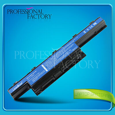 6 Cell Laptop Battery For Acer Aspire 5741 AS5741 4551 AS10D31 5551 4741 7551 UK