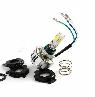 Kit LED R3000 32W 3000 Lumen Ricambio Faro Anteriore Moto Rtech V-Face Headlight