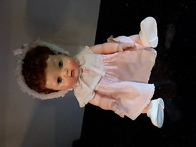 Tiny Tears Doll and 7-Piece Accessories, Vintage and Original