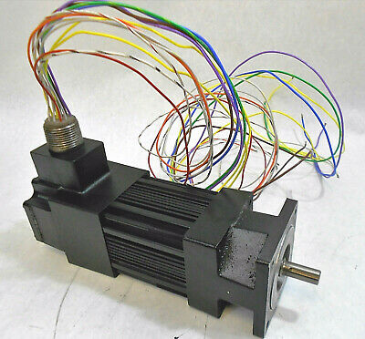 R34KENP-R2-NS-NV-00 Pacific Scientific AC brushless servo motor NEW
