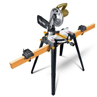"Rockwell RK7136.1 10"" Compound Miter Saw with Stand"