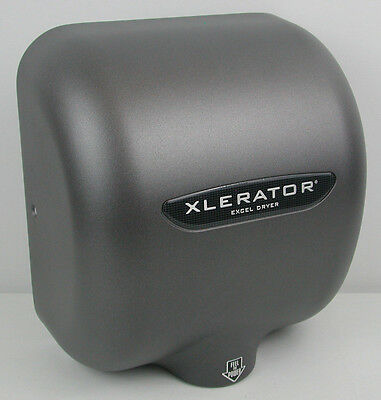 Excel Xlerator #R3887 Textured Graphite REPLACEMENT COVER for XL Hand Dryer