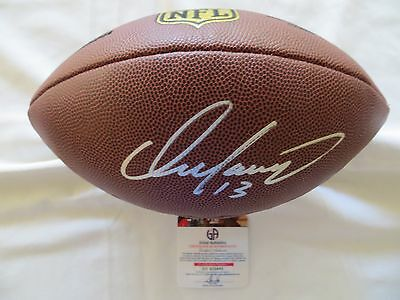"Dan Marino Signed Autograph Wilson ""the Duke"" Full Size Football Dolphins Ga Coa"
