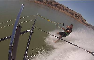 Wakeboard Tower  mounted Boom Bar by Wanted Wake