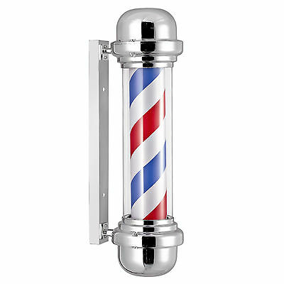 barberpole 68cm traditional style barber pole