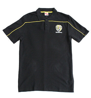 AFL Richmond Tigers Contemporary Men's Polo Shirt