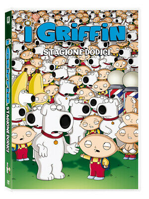 I Griffin - Stagione 12 (3 Dvd) 20TH CENTURY FOX
