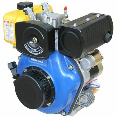 4.7HP Diesel Engine Replaces Yanmar L48AES fitted on Belle Premier XT Mixer