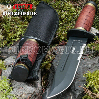 Kandar Fg-248 ✰ Fixed Blade Survival Rescue Camping Outdoor Knife ✰ Us