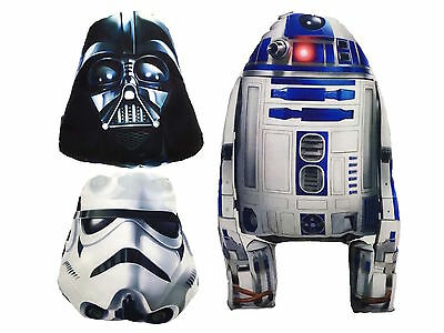 Star Wars Shaped Cushions Large Pillow Home Novelty Accessory Official Disney
