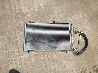 Peugeot 206 Hatch Sw Cc Air Conditioning Air Con A/c Radiator Condensor 2002