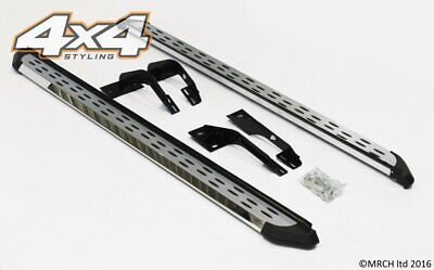 For Land Rover Freelander 2 2007 - 2015 Side Steps Running Boards Set - Type 2