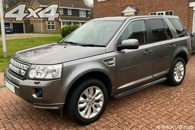 For Land Rover Freelander 2 Side Steps Running Boards Set - Type 3