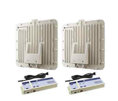 Cambium Networks Motorola PTP600 5.8GHz 300Mbps Connectorized Complete Link