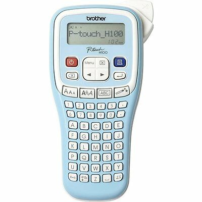 brother p touch h105 manual