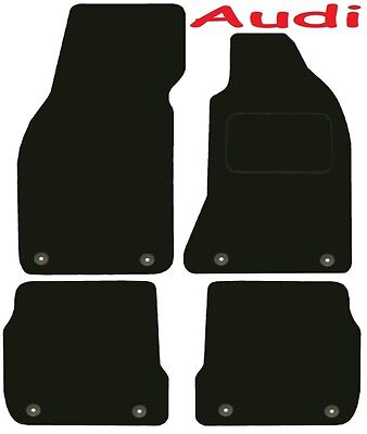 Audi A6 Allroad DELUXE QUALITY Tailored mats 1999 2000 2001 2002 2003 2004 2005