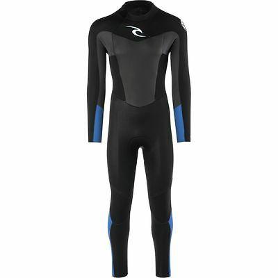 Rip Curl Omega 3/2 Back- Zip Full Wetsuit - Men's