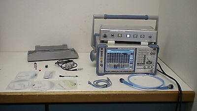 Rohde & Schwarz FSV30 10 Hz to 30 GHz Signal and Spectrum Analyzer w/option: