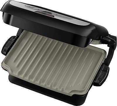 NEW George Foreman 21610 Evolve Health Grill 1.7KW - Black. RRP £149.99