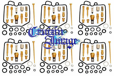 79-80 Honda Cbx1000 Carb Repair Kits Carburetor 6 Repair Kits 20-Cbx1000Acr