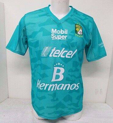 CLUB LEON FC Women s Soccer Away Jersey Made in Mexico -  19.99 ... a240cf0cb7