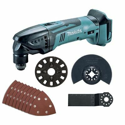 Makita CORDLESS MULTI-FUNCTION TOOL 18V Li-ion Skin Only DTM50ZX5 Japanese Brand