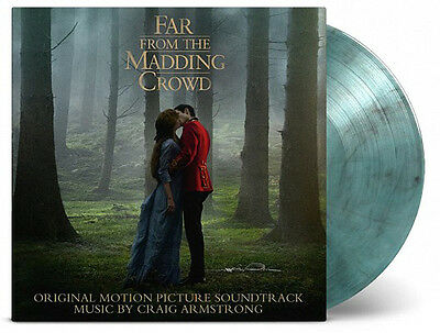 FAR FROM THE MADDING CROWD - OST - 180G COLOURED Vinyl LP  Numbered Limited Ed
