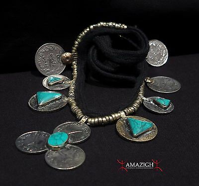 Fine Traditional Kuchi Necklace - Afghanistan
