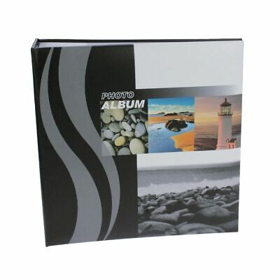 Wave Lighthouse 6x4 Slip In Photo Album - 200 Photos