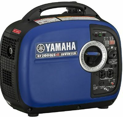 Yamaha EF2000isV2 2000 Watt Portable Generator - EF2000is  EF2000