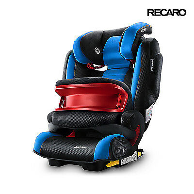 2016 Recaro Germany Monza Nova IS Saphir Child Seat (9-36 kg) (20-80 lbs)