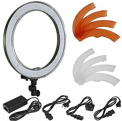 Neewer Camera Photo/Video 18 / 48cm Outer 55W 240PCS LED SMD Ring Light 5500K +