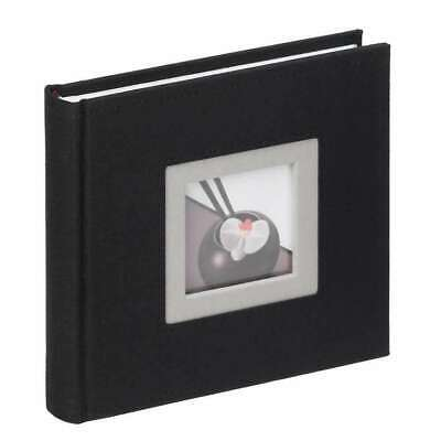 Walther Black and Taupe 6x4 Slip In Photo Album - 60 Photos