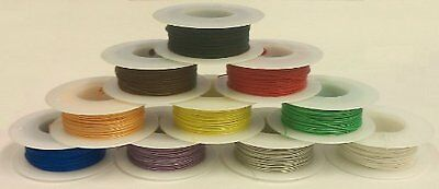 30 AWG KYNAR wire wrap - 30 gauge Kynar - 100 FEET Any Color!!!