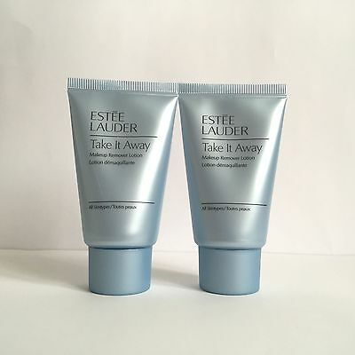 Estee Lauder Take It Away Make Up Remover | Brand New | 30ml x 2 | 60ml Total