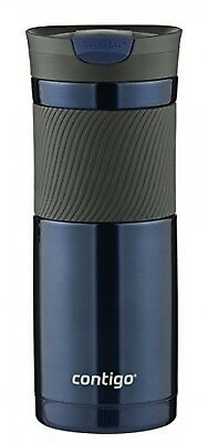 Contigo SnapSeal Byron Vacuum Insulated Stainless Steel Travel Mug, 20oz,