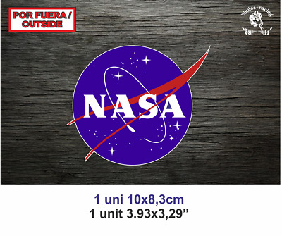 Adhesivo Pegatina Sticker Decal Aufkleber Autocollant Adesivi Nasa
