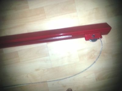 """Pentagon Tool """"Lazy Lifter"""" Drywall Extension (6 Foot) used"""